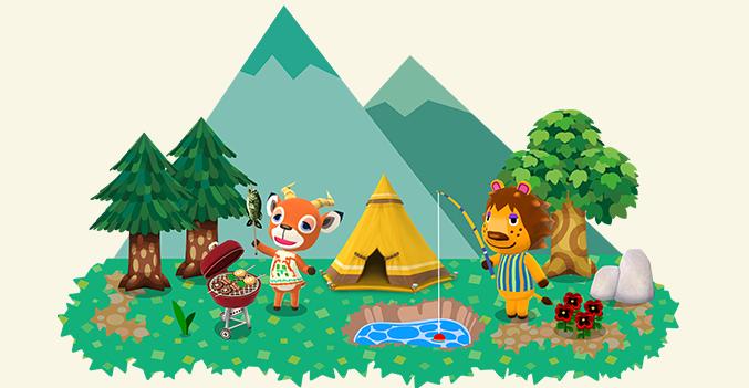 どうぶつの森ポケットキャンプはただの癒しゲームではない